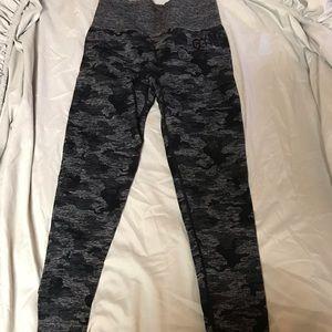 Gymshark camouflage leggings